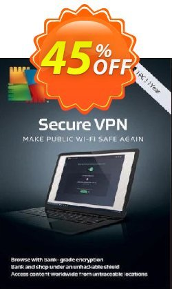 AVG Secure VPN Coupon, discount 32% OFF AVG Secure VPN Nov 2020. Promotion: Marvelous promotions code of AVG Secure VPN, tested in November 2020