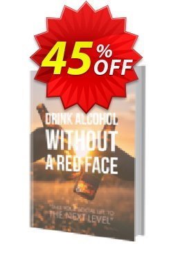 No Red Face Formula Coupon, discount No Red Face Formula™ - Asian Flush Treatment Impressive promo code 2021. Promotion: Impressive promo code of No Red Face Formula™ - Asian Flush Treatment 2021