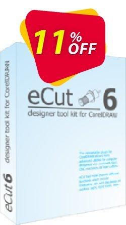 eCut 6 Coupon, discount eCut 6 Special deals code 2020. Promotion: Special deals code of eCut 6 2020
