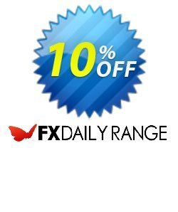 FX DailyRange - Monthly Coupon, discount FX DailyRange - Monthly Stirring promo code 2020. Promotion: Stirring promo code of FX DailyRange - Monthly 2020
