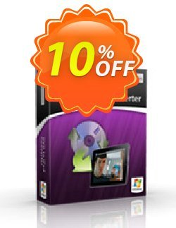 SnowFox DVD to iPad Converter Coupon, discount SnowFox DVD to iPad Converter Excellent discount code 2020. Promotion: Excellent discount code of SnowFox DVD to iPad Converter 2020