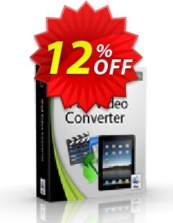 SnowFox iPad Video Converter for Mac Coupon, discount SnowFox iPad Video Converter for Mac Awful discount code 2020. Promotion: Awful discount code of SnowFox iPad Video Converter for Mac 2020