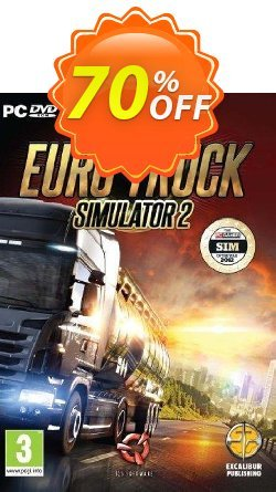 Euro Truck Simulator 2 PC Coupon, discount Euro Truck Simulator 2 PC Deal. Promotion: Euro Truck Simulator 2 PC Exclusive offer for iVoicesoft