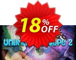 Unlimited Escape 2 PC Coupon discount Unlimited Escape 2 PC Deal - Unlimited Escape 2 PC Exclusive offer for iVoicesoft