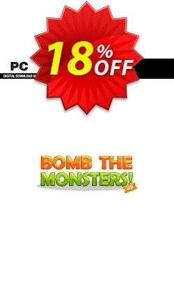 Bomb The Monsters! PC Coupon, discount Bomb The Monsters! PC Deal. Promotion: Bomb The Monsters! PC Exclusive offer for iVoicesoft
