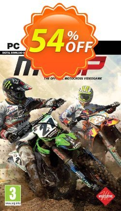 MXGP The Official Motocross Videogame PC Coupon discount MXGP The Official Motocross Videogame PC Deal - MXGP The Official Motocross Videogame PC Exclusive offer for iVoicesoft