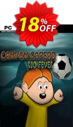 Canyon Capers Rio Fever PC Coupon discount Canyon Capers Rio Fever PC Deal - Canyon Capers Rio Fever PC Exclusive offer for iVoicesoft
