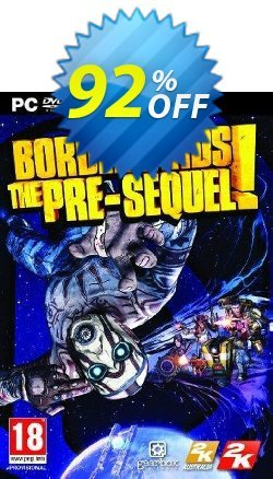 Borderlands: The Pre-sequel PC - EU  Coupon, discount Borderlands: The Pre-sequel PC (EU) Deal. Promotion: Borderlands: The Pre-sequel PC (EU) Exclusive offer for iVoicesoft