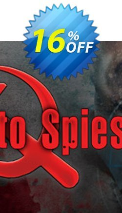 Death to Spies PC Coupon discount Death to Spies PC Deal. Promotion: Death to Spies PC Exclusive offer for iVoicesoft
