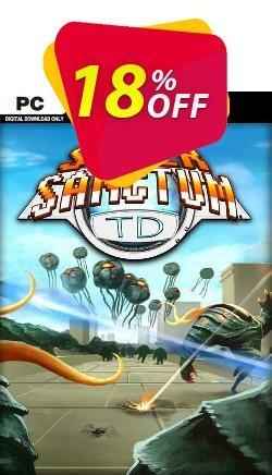 Super Sanctum TD PC Coupon discount Super Sanctum TD PC Deal - Super Sanctum TD PC Exclusive offer for iVoicesoft