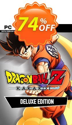 Dragon Ball Z: Kakarot Deluxe Edition PC Coupon discount Dragon Ball Z: Kakarot Deluxe Edition PC Deal. Promotion: Dragon Ball Z: Kakarot Deluxe Edition PC Exclusive offer for iVoicesoft