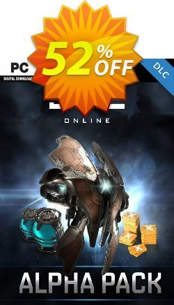 EVE Online - Alpha Pack DLC PC Coupon discount EVE Online - Alpha Pack DLC PC Deal - EVE Online - Alpha Pack DLC PC Exclusive offer for iVoicesoft