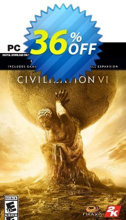 Sid Meier's Civilization VI 6 Gold Edition PC - EU  Coupon discount Sid Meier's Civilization VI 6 Gold Edition PC (EU) Deal - Sid Meier's Civilization VI 6 Gold Edition PC (EU) Exclusive offer for iVoicesoft
