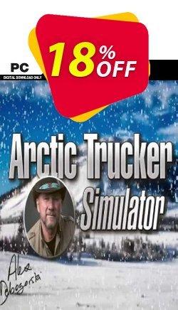 Arctic Trucker Simulator PC Coupon discount Arctic Trucker Simulator PC Deal. Promotion: Arctic Trucker Simulator PC Exclusive offer for iVoicesoft