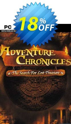 Adventure Chronicles The Search For Lost Treasure PC Coupon discount Adventure Chronicles The Search For Lost Treasure PC Deal. Promotion: Adventure Chronicles The Search For Lost Treasure PC Exclusive offer for iVoicesoft