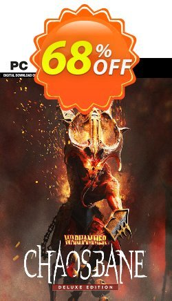 Warhammer Chaosbane Deluxe Edition PC Coupon discount Warhammer Chaosbane Deluxe Edition PC Deal - Warhammer Chaosbane Deluxe Edition PC Exclusive offer for iVoicesoft