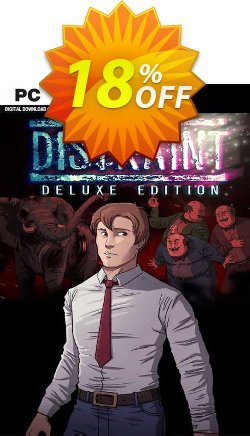 DISTRAINT Deluxe Edition PC Coupon, discount DISTRAINT Deluxe Edition PC Deal. Promotion: DISTRAINT Deluxe Edition PC Exclusive offer for iVoicesoft