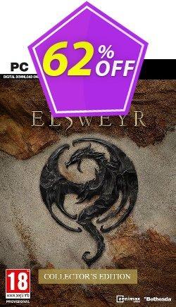 The Elder Scrolls Online - Elsweyr Collectors Edition PC Coupon discount The Elder Scrolls Online - Elsweyr Collectors Edition PC Deal - The Elder Scrolls Online - Elsweyr Collectors Edition PC Exclusive offer for iVoicesoft