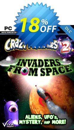 Crazy Machines 2 Invaders from Space PC Coupon discount Crazy Machines 2 Invaders from Space PC Deal - Crazy Machines 2 Invaders from Space PC Exclusive offer for iVoicesoft