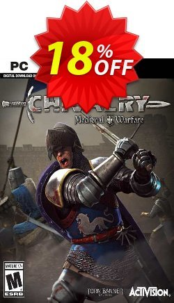 Chivalry Medieval Warfare PC Coupon discount Chivalry Medieval Warfare PC Deal - Chivalry Medieval Warfare PC Exclusive offer for iVoicesoft