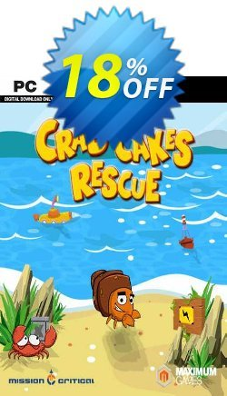 Crab Cakes Rescue PC Coupon discount Crab Cakes Rescue PC Deal. Promotion: Crab Cakes Rescue PC Exclusive offer for iVoicesoft