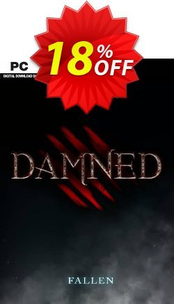 Damned PC Coupon discount Damned PC Deal. Promotion: Damned PC Exclusive offer for iVoicesoft