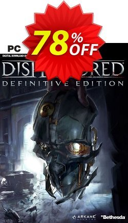 Dishonored Definitive Edition PC Coupon discount Dishonored Definitive Edition PC Deal - Dishonored Definitive Edition PC Exclusive offer for iVoicesoft