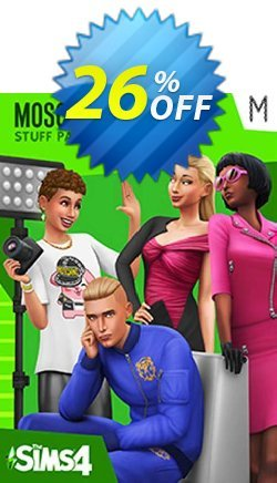 The Sims 4 - Moschino SP15 PC Coupon discount The Sims 4 - Moschino SP15 PC Deal - The Sims 4 - Moschino SP15 PC Exclusive offer for iVoicesoft