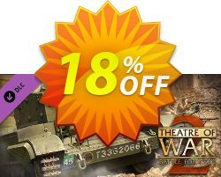 Theatre of War 2 Battle for Caen PC Coupon discount Theatre of War 2 Battle for Caen PC Deal - Theatre of War 2 Battle for Caen PC Exclusive offer for iVoicesoft