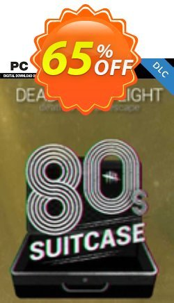 Dead by Daylight PC - The 80s Suitcase DLC Coupon discount Dead by Daylight PC - The 80s Suitcase DLC Deal - Dead by Daylight PC - The 80s Suitcase DLC Exclusive offer for iVoicesoft