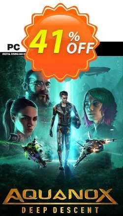 Aquanox Deep Descent PC Coupon, discount Aquanox Deep Descent PC Deal. Promotion: Aquanox Deep Descent PC Exclusive offer for iVoicesoft
