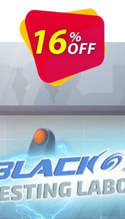 BLACKHOLE Testing Laboratory PC Coupon discount BLACKHOLE Testing Laboratory PC Deal - BLACKHOLE Testing Laboratory PC Exclusive offer for iVoicesoft