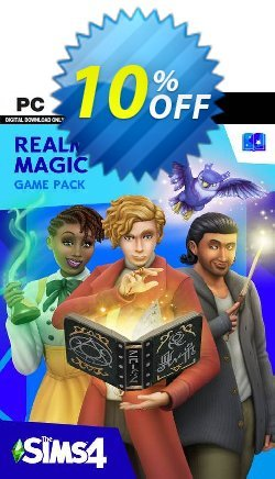 The Sims 4: Realm of Magic PC Coupon discount The Sims 4: Realm of Magic PC Deal - The Sims 4: Realm of Magic PC Exclusive offer for iVoicesoft
