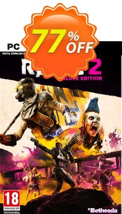 Rage 2 Deluxe Edition PC - EMEA + DLC Coupon discount Rage 2 Deluxe Edition PC (EMEA) + DLC Deal - Rage 2 Deluxe Edition PC (EMEA) + DLC Exclusive offer for iVoicesoft