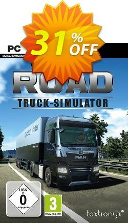 On The Road - Truck Simulator PC Coupon discount On The Road - Truck Simulator PC Deal. Promotion: On The Road - Truck Simulator PC Exclusive offer for iVoicesoft