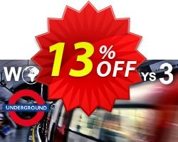 World of Subways 3 – London Underground Circle Line PC Coupon discount World of Subways 3 – London Underground Circle Line PC Deal - World of Subways 3 – London Underground Circle Line PC Exclusive offer for iVoicesoft
