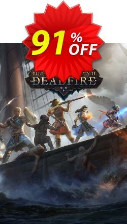 Pillars of Eternity II: Deadfire PC Coupon discount Pillars of Eternity II: Deadfire PC Deal. Promotion: Pillars of Eternity II: Deadfire PC Exclusive offer for iVoicesoft