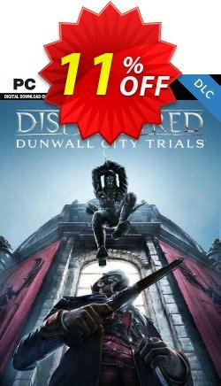 Dishonored Dunwall City Trials PC Coupon discount Dishonored Dunwall City Trials PC Deal - Dishonored Dunwall City Trials PC Exclusive offer for iVoicesoft
