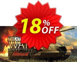 Theatre of War 2 Kursk 1943 PC Coupon discount Theatre of War 2 Kursk 1943 PC Deal. Promotion: Theatre of War 2 Kursk 1943 PC Exclusive offer for iVoicesoft