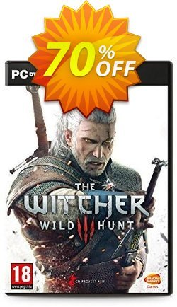 The Witcher 3: Wild Hunt PC Coupon, discount The Witcher 3: Wild Hunt PC Deal. Promotion: The Witcher 3: Wild Hunt PC Exclusive offer for iVoicesoft