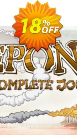 Deponia The Complete Journey PC Coupon discount Deponia The Complete Journey PC Deal. Promotion: Deponia The Complete Journey PC Exclusive offer for iVoicesoft