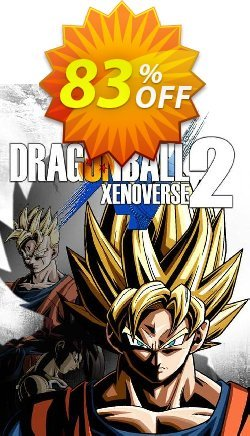 Dragon Ball Xenoverse 2 PC Coupon, discount Dragon Ball Xenoverse 2 PC Deal. Promotion: Dragon Ball Xenoverse 2 PC Exclusive offer for iVoicesoft