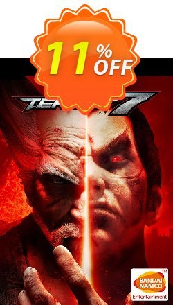 Tekken 7 Deluxe Edition PC Coupon, discount Tekken 7 Deluxe Edition PC Deal. Promotion: Tekken 7 Deluxe Edition PC Exclusive offer for iVoicesoft