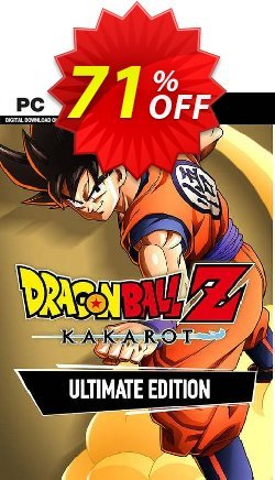 Dragon Ball Z: Kakarot Ultimate Edition PC Coupon discount Dragon Ball Z: Kakarot Ultimate Edition PC Deal - Dragon Ball Z: Kakarot Ultimate Edition PC Exclusive offer for iVoicesoft