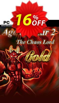 Age of Fear 2 The Chaos Lord GOLD PC Coupon discount Age of Fear 2 The Chaos Lord GOLD PC Deal. Promotion: Age of Fear 2 The Chaos Lord GOLD PC Exclusive offer for iVoicesoft