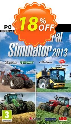 Agricultural Simulator 2013 Steam Edition PC Coupon, discount Agricultural Simulator 2013 Steam Edition PC Deal. Promotion: Agricultural Simulator 2013 Steam Edition PC Exclusive offer for iVoicesoft