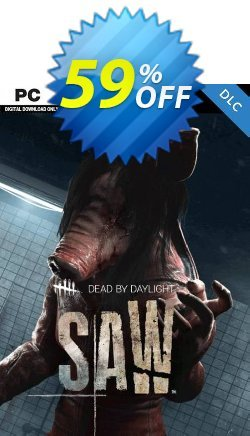 Dead by Daylight PC - the Saw Chapter DLC Coupon discount Dead by Daylight PC - the Saw Chapter DLC Deal. Promotion: Dead by Daylight PC - the Saw Chapter DLC Exclusive offer for iVoicesoft