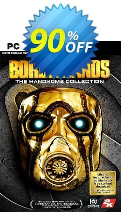 Borderlands: The Handsome Collection PC - EU  Coupon discount Borderlands: The Handsome Collection PC (EU) Deal - Borderlands: The Handsome Collection PC (EU) Exclusive offer for iVoicesoft