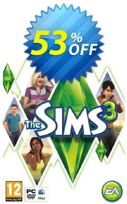 The Sims 3 - PC/Mac  Coupon, discount The Sims 3 (PC/Mac) Deal. Promotion: The Sims 3 (PC/Mac) Exclusive offer for iVoicesoft