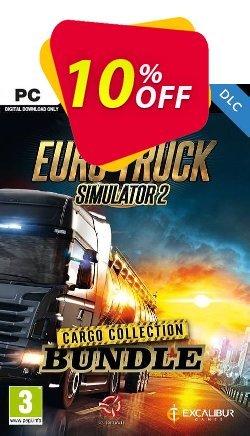 Euro Truck Simulator 2: Cargo Bundle PC Coupon discount Euro Truck Simulator 2: Cargo Bundle PC Deal - Euro Truck Simulator 2: Cargo Bundle PC Exclusive offer for iVoicesoft